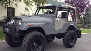 kaiser jeep lifted www diesel deals com 1976 cj5 4x4 350 diesel 5 speed manual