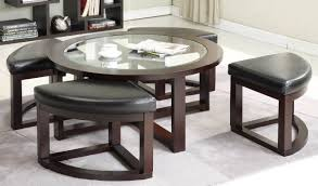 40 Inch Round Table Round Glass Coffee Table The Best Exist Decor