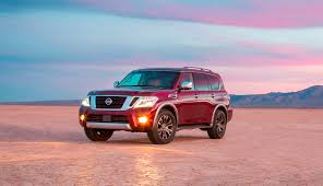nissan suv 2017 armada 2017 nissan armada swaps from truck basis to bomb proof global