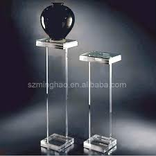 lighted display stand for glass art art display pedestal art display display stand cheap art display
