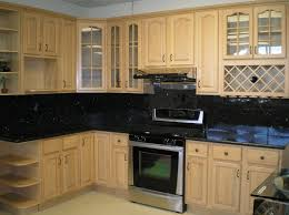 Buy Unfinished Kitchen Cabinets Kitchen Unfinished Cheap Beadboard Kitchen Cabinet With Black