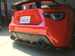 frs tail light vinyl amir ghadiri s track prep 2013 scion fr s turbo build redline360