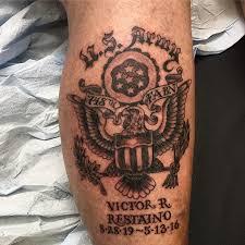 us army memorial veteran ink