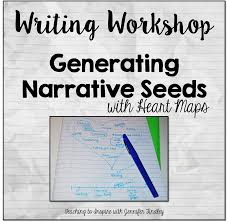 Writing Maps Writing Workshop Gathering Seeds Teaching To Inspire With