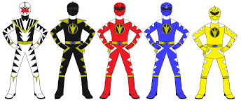 power rangers dino thunder team rangerforce510 deviantart