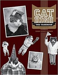cat high the yearbook 9781452140230 terry deroy