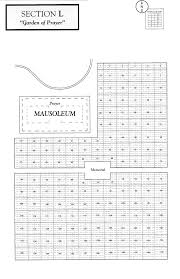 cemetery map mountain view funeral home and cemetery