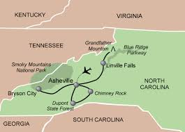 Mountains In Usa Map by Map U2013smoky Mountains 2014 Walking Adventures