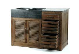 caisson cuisine bois massif meuble de cuisine bois exemple de meuble moderne en bois clair pour