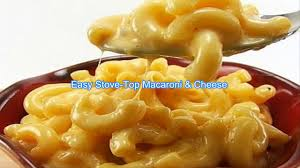 easy stove top macaroni u0026 cheese youtube