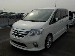 nissan serena japan used car korea usded car used car exporter blauda