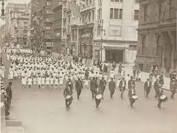 remembering the naacp u0027s silent protest parade a 1917 march