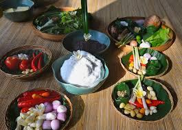 cuisine balinaise ingrédients de base de la cuisine balinaise bali en indonésie