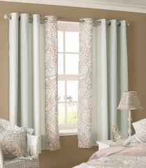 enchanting curtain living room ideas with curtains for bay windows