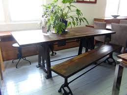 industrial kitchen table furniture industrial dining table set rhawker design