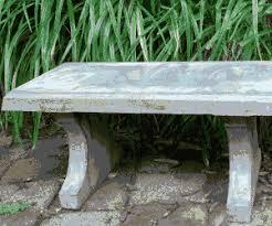 concrete bench project introduction about the measurements