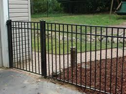 unique aluminum fence manufacturers with aluminum fence michigan