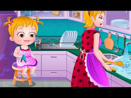 Baby Hazel Room Games - baby hazel cleaning time baby hazel full episodes hd gameplay