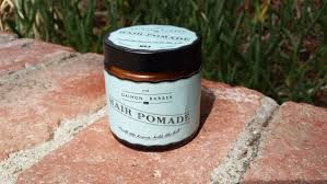 Pomade Air the daimon barber no 3 review light medium