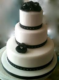 3 Tier Wedding Cake Wedding Cakes Rathbones Bakery Upholland