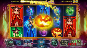 free halloween slots halloween fortune ii slot machine from playtech reviewed by