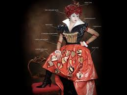 Queen Halloween Costume Queen Hearts Ecouterre