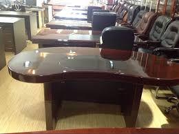 round office table and chairs circular office desk half circle office desk computer semi circular