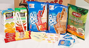food care packages student breakfast care package food basket college care