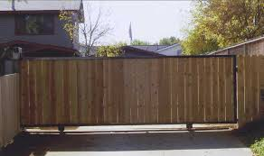 wood fence driveway gate images about gates newest designer