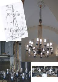 New Chandeliers Architectural Projects U2014 Excalibur Bronze Fine Art Foundry