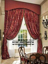 Curtain Styles For Windows Bedroom Elegant Italian Small Curtains Valance Designs Colors For