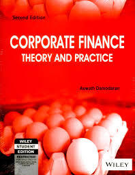 corporate finance theory and practice 2nd edition buy corporate