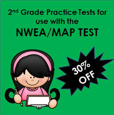 map reading practice nwea map inspired 2nd grade bundle 6 practice tests for reading