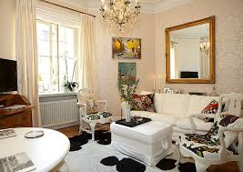 home interior design for small apartments small apartment with lovely alcove in sweden home interior