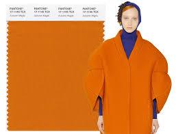 fall 2017 pantone colors pantone s top 10 fall 2017 colors from new york fashion week