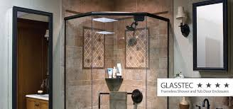Glass Door For Showers Luxury Glass Shower Enclosures Medicine Cabinets Century