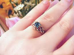 avalon wedding band celtic engagement ring style swiss blue topaz puzzle engagement