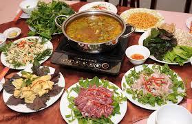 fondue vietnamienne cuisine asiatique la fondue vietnamienne