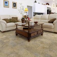 Bathroom Floor Laminate Tiles Allure 12 In X 24 In River Stone Luxury Vinyl Tile Flooring 24