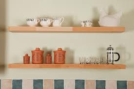 Wood Kitchen Shelves by Wooden Kitchen Shelves Gallery Worktop Express