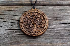 wood necklace designs images Cerris design studio fine hand carved wooden jewelry artworks JPG