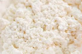 fresh crubly cottage cheese texture stock photo colourbox