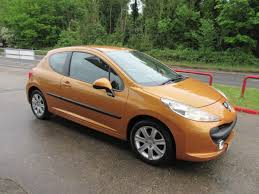 peugeot 207 2007 used 2007 peugeot 207 1 6 hdi sport 3dr for sale in bury st