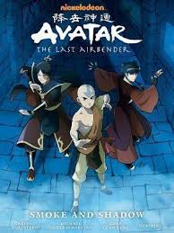 avatar airbender north south library edition