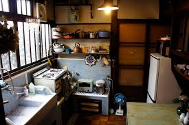 japanese traditional kitchen guesthouse kazariya japanese traditional house decorated by cute