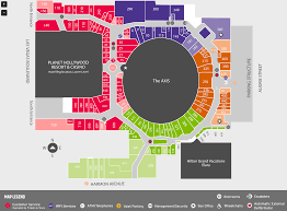 Mgm Grand Las Vegas Map by Venues Vip Dine 4less Card