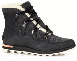 ugg australia emilie us 7 5 mid calf boot blemish 11785 s emelie lace up insulated premium waterproof leather boot sorel