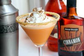 pumpkin cheesecake martini mythirtyspot