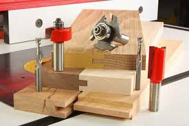 Wood Joints Using A Router by Cut Tongue And Groove Joints Router Table Woodworking