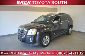 boch toyota south used cars used 2015 gmc terrain awd 4dr slt w slt 1 attleborough ma
